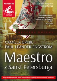 Maestro z Sankt Petersburga - Camilla Grebe