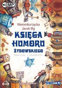 Księga humoru żydowskiego - Weronika Łęcka