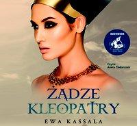 Żądze Kleopatry - Ewa Kassala