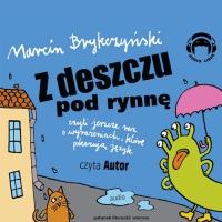 Z deszczu pod rynnę, czyli jeszcze raz o wyrażeniach, które pokazują język - Marcin Brykczyński
