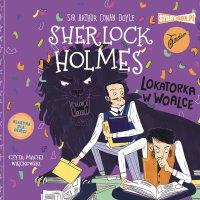 Klasyka dla dzieci. Sherlock Holmes. Tom 9. Lokatorka w woalce - Arthur Conan Doyle