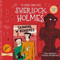 Klasyka dla dzieci. Sherlock Holmes. Tom 11. Skandal w Bohemii - Arthur Conan Doyle