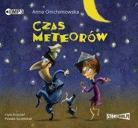 Czas meteorów - Anna Onichimowska