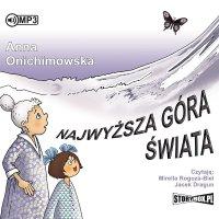 Najwyższa góra świata - Anna Onichimowska