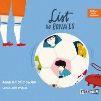 Bulbes i Hania Papierek. List do Ronaldo - Anna Onichimowska