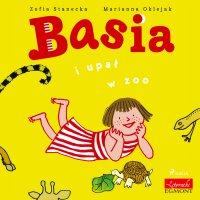 Basia i upał w ZOO - Zofia Stanecka