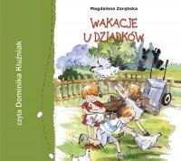 Wakacje u dziadków - Magdalena Zarębska