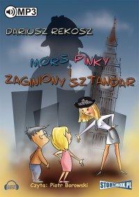 Mors, Pinky i zaginiony sztandar - Dariusz Rekosz