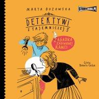 Detektywi z Tajemniczej 5. Tom 1. Zagadka zaginionej kamei - Marta Guzowska