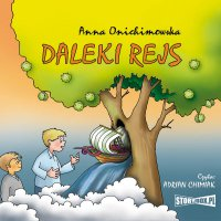 Daleki rejs - Anna Onichimowska