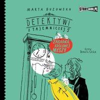 Detektywi z Tajemniczej 5. Tom 3. Zagadka królowej myszy - Marta Guzowska