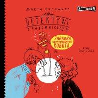 Detektywi z Tajemniczej 5. Tom 4. Zagadka zbuntowanego robota - Marta Guzowska