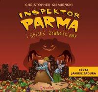Inspektor Parma i spisek żywności - Christopher Siemieński