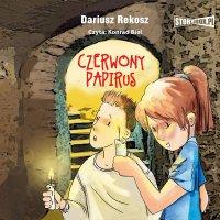 Czerwony papirus - Dariusz Rekosz
