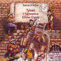 Tybald i tajemnica Elfów Ognia -