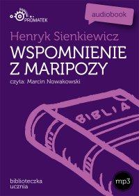 Wspomnienia z Maripozy - Henryk Sienkiewicz