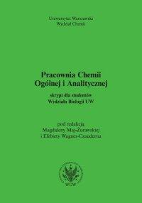 Pracownia chemii ogólnej i analitycznej (2017, wyd. 6) Skrypt dla studentów Wydziału Biologii UW - Magdalena Maj-Żurawska