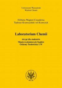 Laboratorium chemii - Elżbieta Wagner-Czauderna