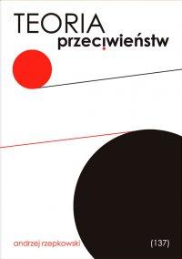 Teoria przeciwieństw - Andrzej Rzepkowski