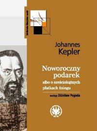 Noworoczny podarek albo o sześciokątnych płatkach śniegu - Johannes Kepler