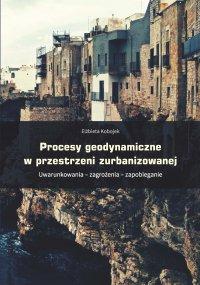 Procesy geodynamiczne w przestrzeni zurbanizowanej. Uwarunkowania – zagrożenia – zapobieganie - Elżbieta Kobojek