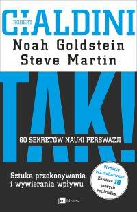 TAK! 60 sekretów nauki perswazji - Robert B. Cialdini