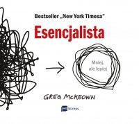 Esencjalista - Greg McKeown