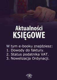Aktualności księgowe. Wydanie czerwiec 2014 r. - Zbigniew Biskupski