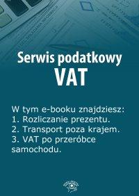 Serwis podatkowy VAT. Wydanie styczeń 2014 r. - Rafał Kuciński