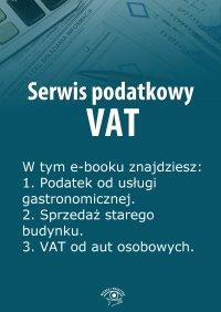 Serwis podatkowy VAT. Wydanie lipiec 2014 r. - Rafał Kuciński