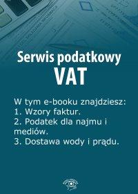Serwis podatkowy VAT. Wydanie specjalne lipiec-wrzesień 2014 r. - Rafał Kuciński