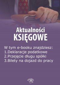 Aktualności księgowe, wydanie wrzesień 2014 r. - Zbigniew Biskupski