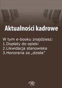 Aktualności kadrowe, wydanie czerwiec 2015 r. Część II - Szymon Sokolik