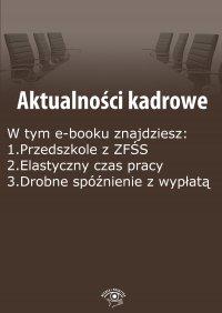 Aktualności kadrowe, wydanie wrzesień 2015 r. - Szymon Sokolik