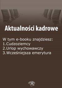 Aktualności kadrowe, wydanie czerwiec 2015 r. Część I - Szymon Sokolik