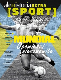 Ale Historia Extra. Mundial. Opowieści niesamowite 2/2018 - Opracowanie zbiorowe