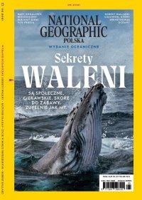 National Geographic Polska 5/2021 - Opracowanie zbiorowe