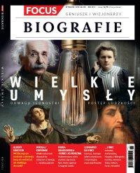 Focus Wydanie Specjalne (Biografie) 3/2021 - Opracowanie zbiorowe