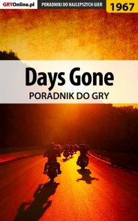 Days Gone - poradnik do gry - Jacek