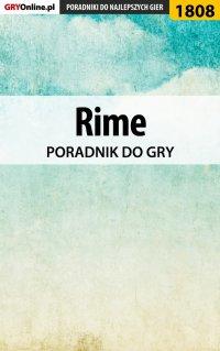 Rime - poradnik do gry - Grzegorz
