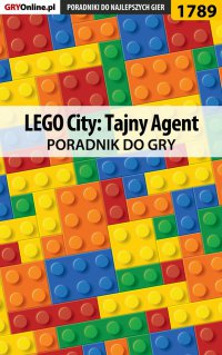 LEGO City: Tajny Agent - poradnik do gry - Patrick