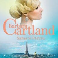Sama w Paryżu - Barbara Cartland