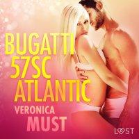 Bugatti 57SC Atlantic - Veronica Must