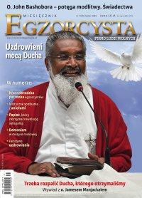 Miesięcznik Egzorcysta. Lipiec 2015 - Opracowanie zbiorowe