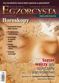 Miesięcznik Egzorcysta. Grudzień 2015 - Opracowanie zbiorowe