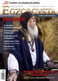 Miesięcznik Egzorcysta. Listopad 2015 - Opracowanie zbiorowe