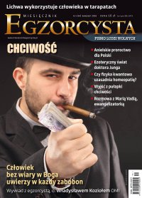 Miesięcznik Egzorcysta. Kwiecień 2016 - Opracowanie zbiorowe