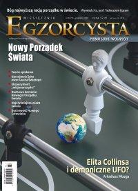 Miesięcznik Egzorcysta 73 (wrzesień 2018) - Opracowanie zbiorowe