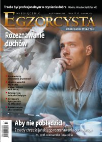 Miesięcznik Egzorcysta 77 (1/2019) - Opracowanie zbiorowe