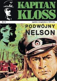 Kapitan Kloss. Podwójny Nelson. Tom 13 - Andrzej Zbych